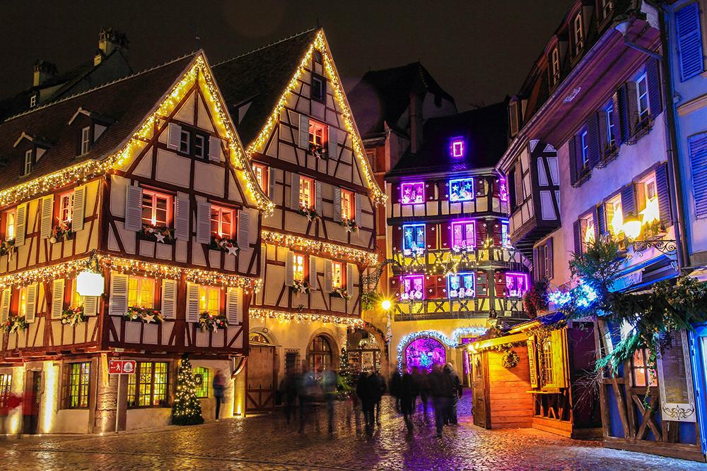 Οι χριστουγεννιάτικες διακοπές έχουν άρωμα από Στρασβούργο