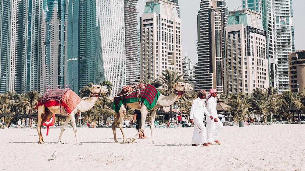 Ντουμπάι, η υπερβολή των Χριστουγέννων!