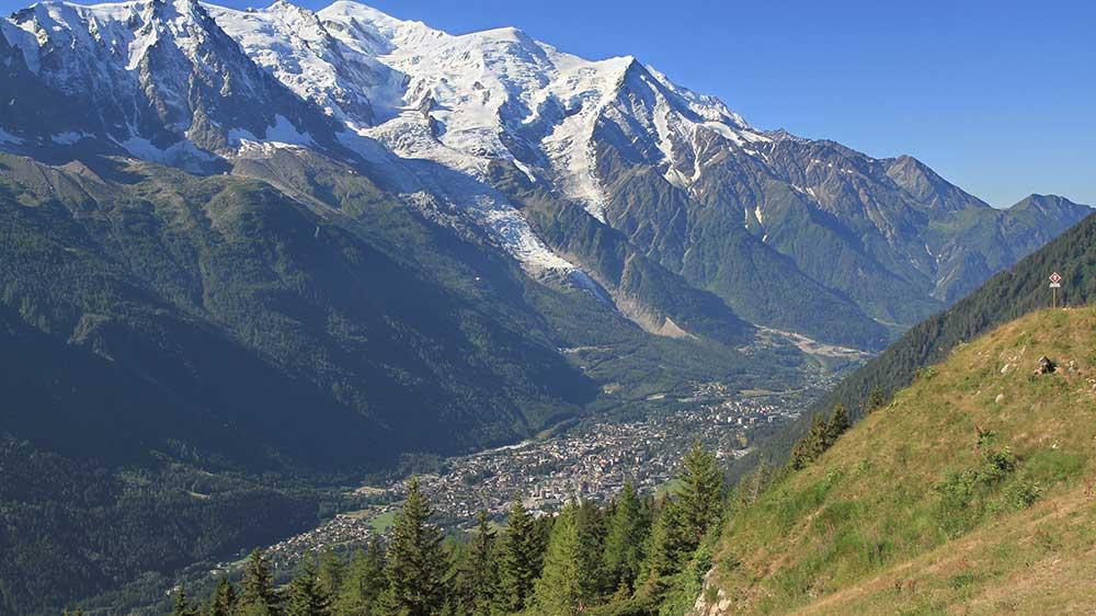 "Chamonix, το διαμάντι του ""Λευκού όρους"""