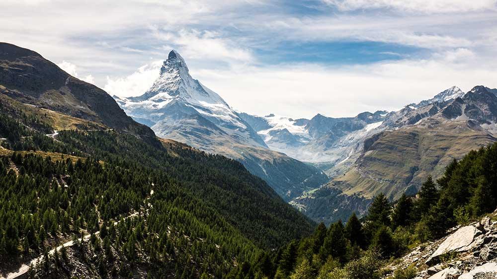 Zermatt, το πιο κοσμοπολίτικο χιονοδρομικό κέντρο