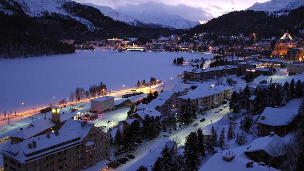 St Moritz, με τη φήμη του παλιού και του διαχρονικού